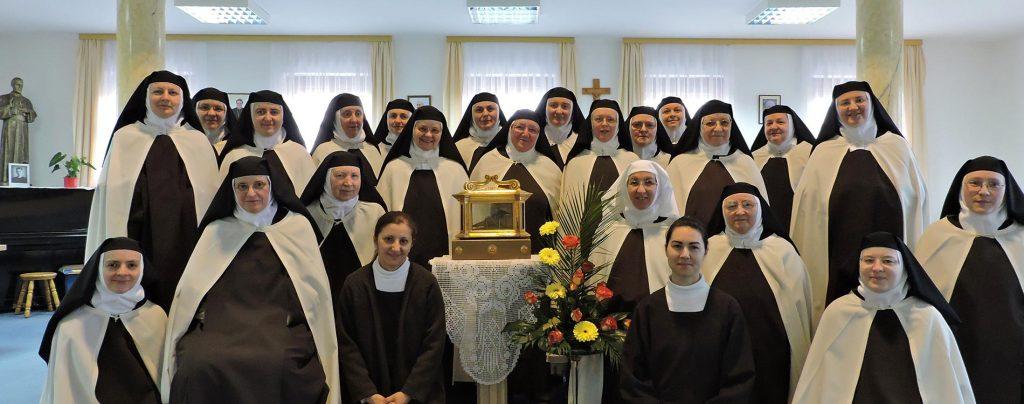 Kroatien: Existenzhilfe für 27 Karmelitinnen