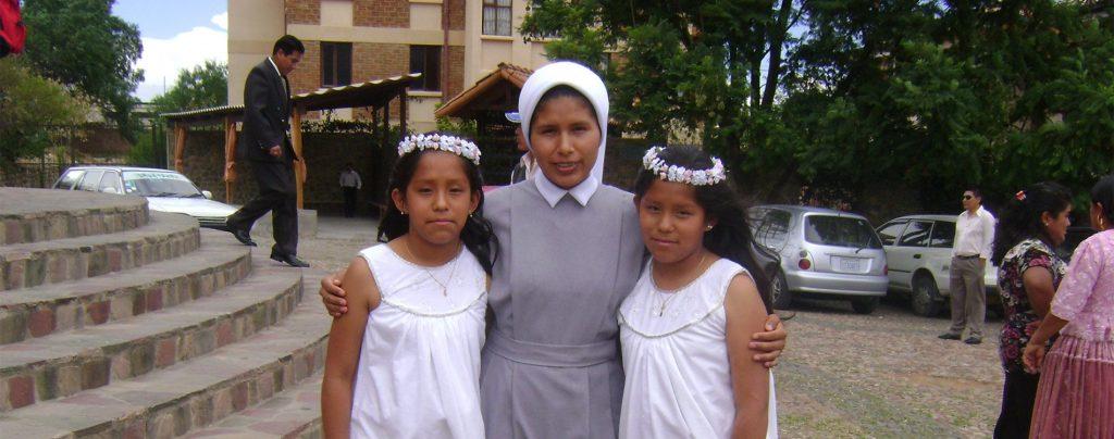 Bolivien: Existenzhilfe für Ordensschwestern