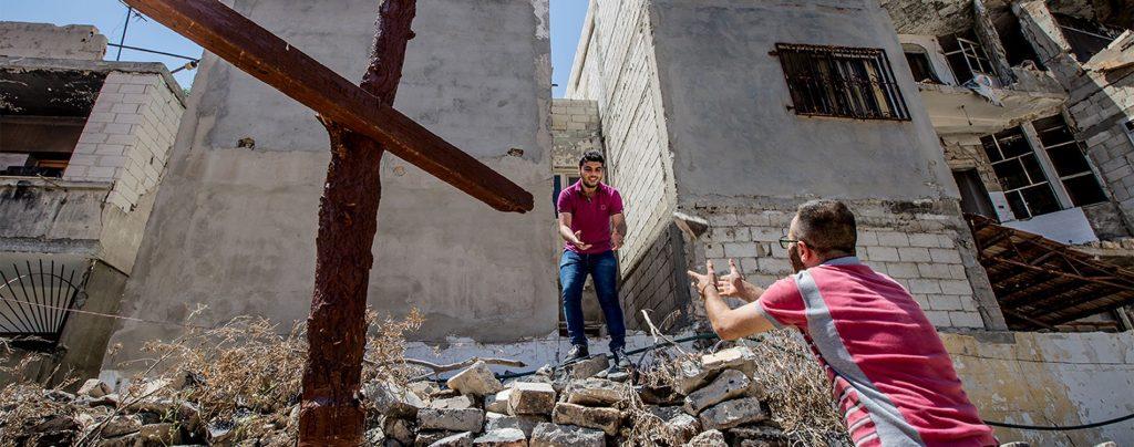 Christenverfolgung in Syrien