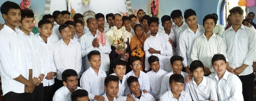 Indien: Ausbildungshilfe für junge Ordensleute