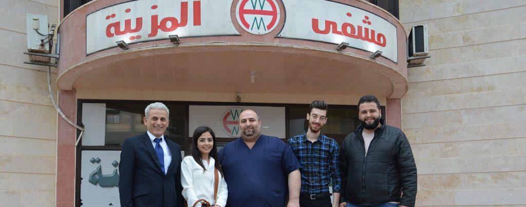 Syrien: Ein Krankenhaus im Tal der Christen