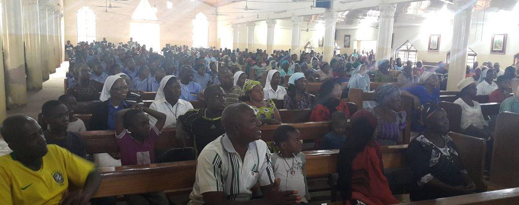Nigeria: Priester in ihrem Dienst stärken