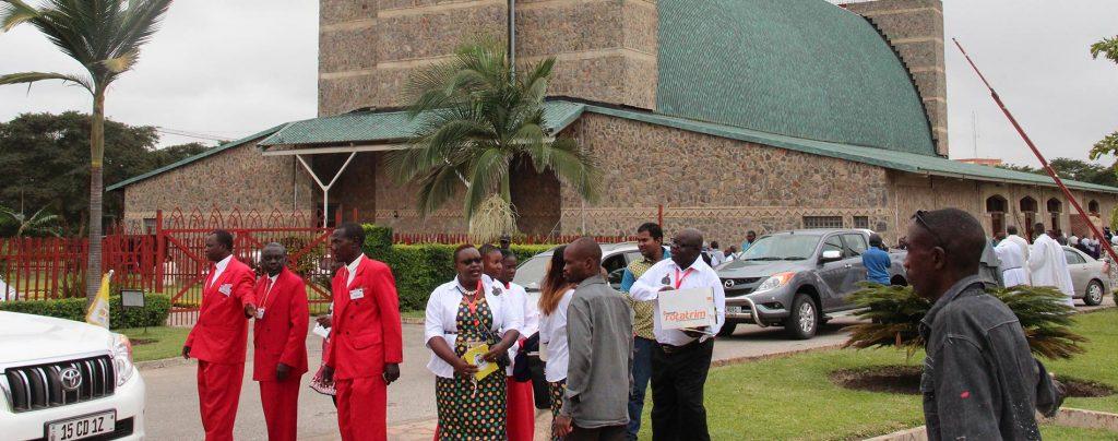Sambia: Messstipendien für Priesterausbilder