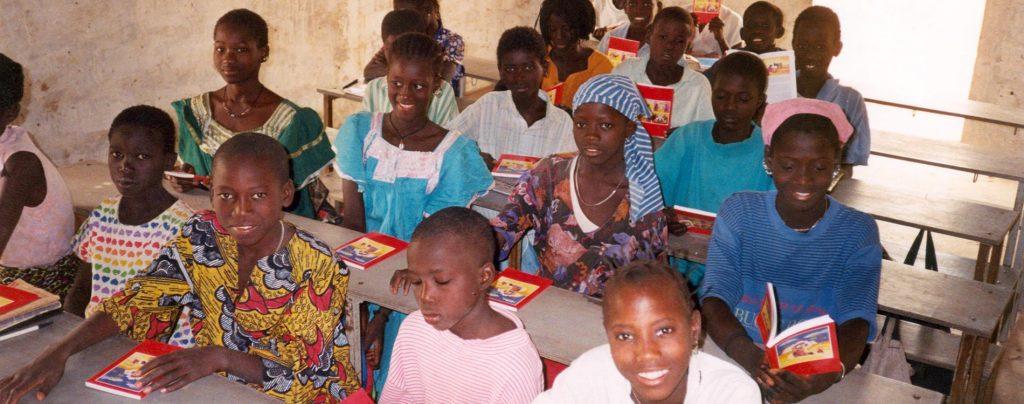 Senegal: Bau eines Hühnerstalls für eine Pfarrei