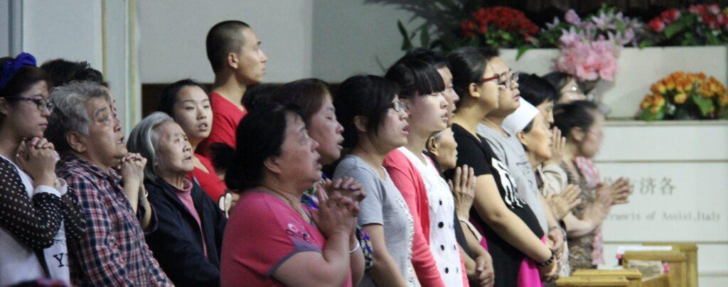 Christenverfolgung in China