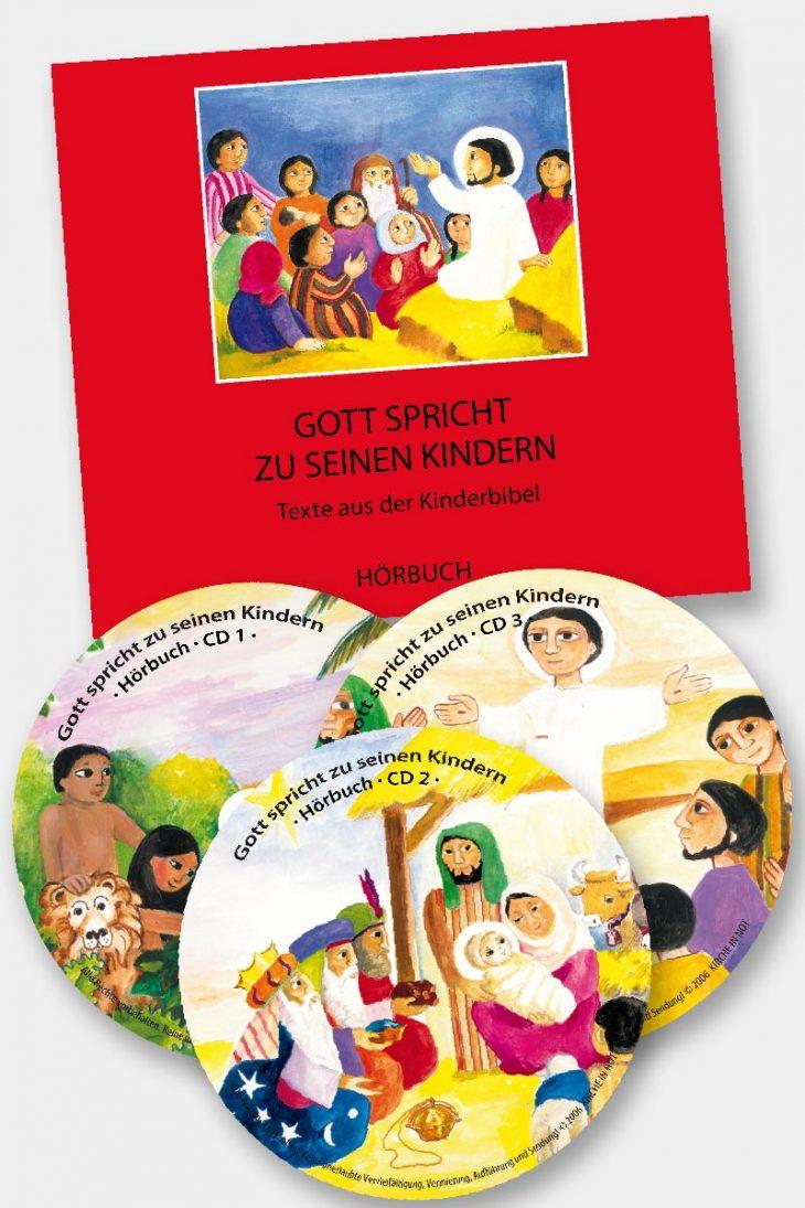 Kinderbibel-Hörbuch