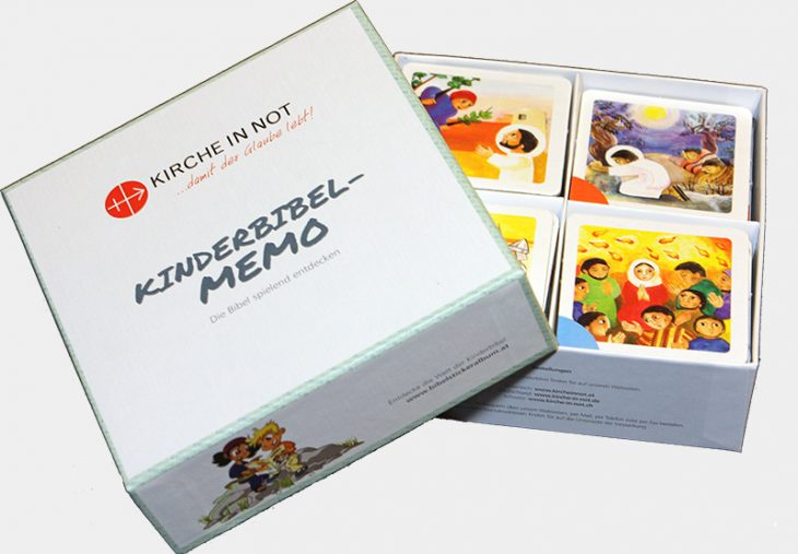 Kinderbibel-Memo