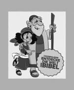Bibelsticker-Briefchen -<br>mit je 5 Stickern