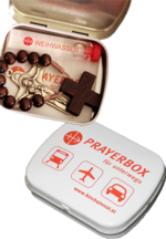 Prayerbox - <br>für unterwegs