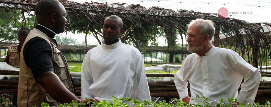 Liberia: Exerzitien für Priester