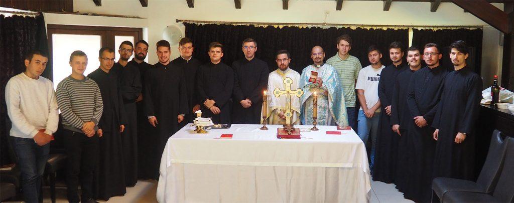 Rumänien: Unterstützung von Priesterseminaristen