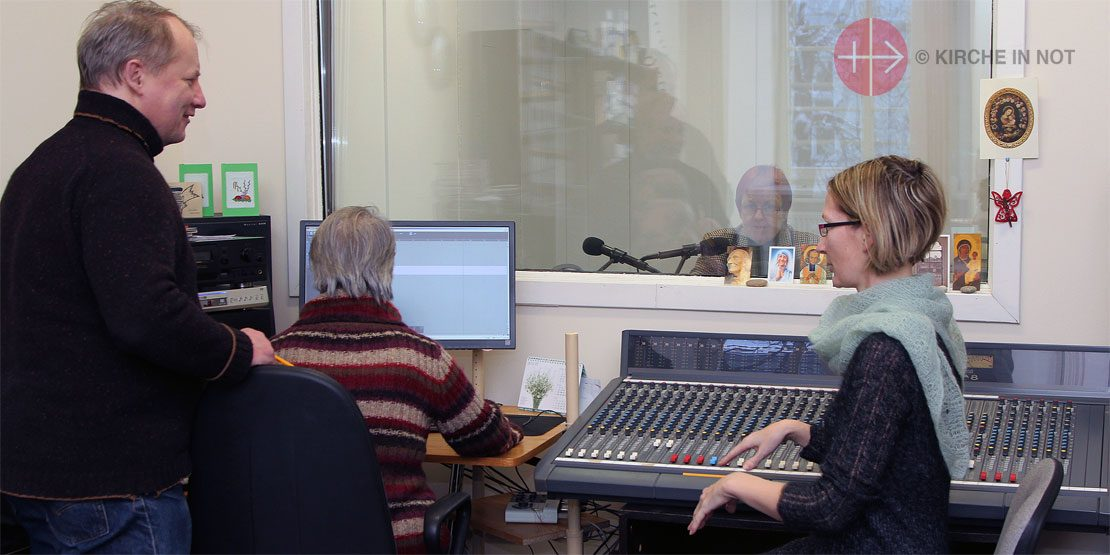 Katholisches Radio in Litauen.