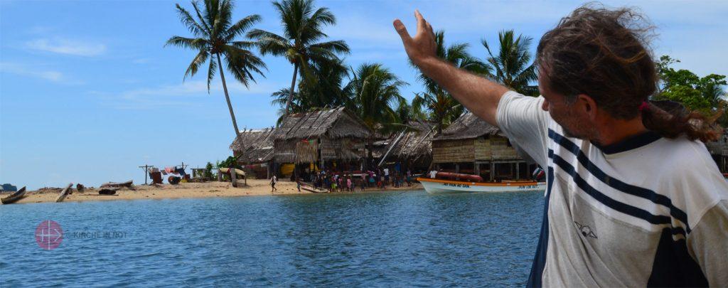 Papua-Neuguinea: Unterstützung der pastoralen Arbeit