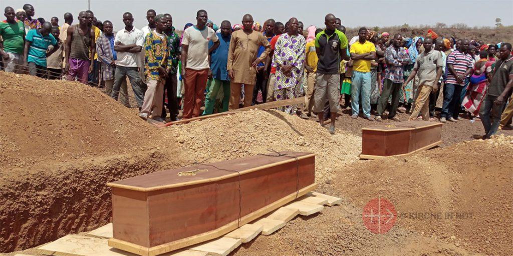 Burkina Faso: Nach bislang blutigstem Übergriff ist die Angst im Land groß