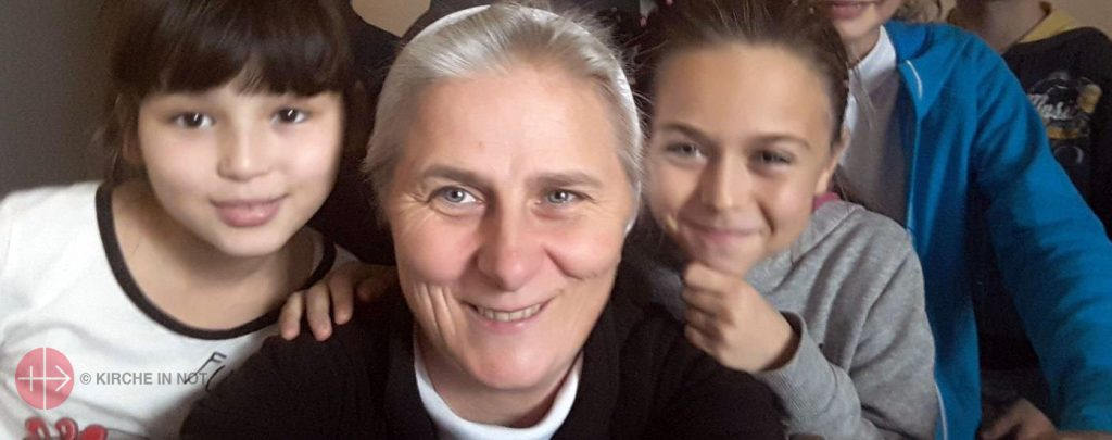 Kasachstan: Existenzhilfe für Ordensschwestern
