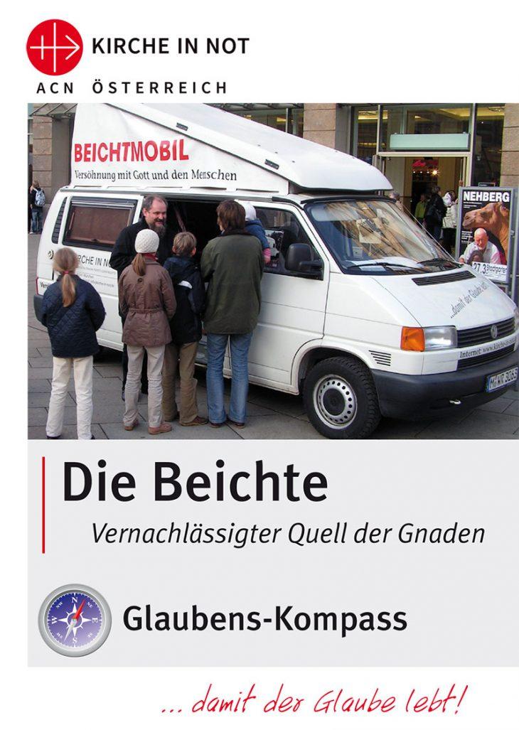 """Glaubens-Kompass - <br>""""Die Beichte"""""""