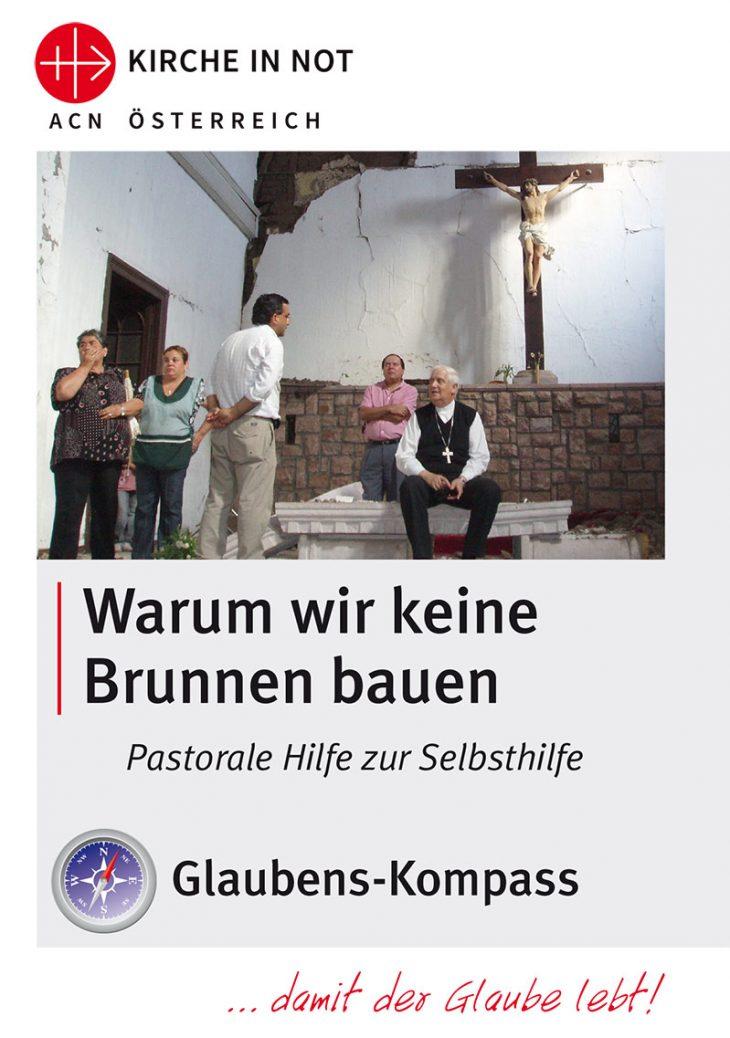 """Glaubens-Kompass -<br> """"Warum wir keine Brunnen bauen"""""""