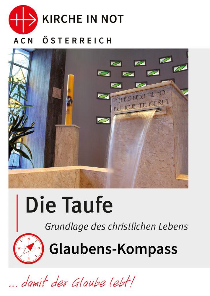 """Glaubens-Kompass - <br>""""Die Taufe"""""""