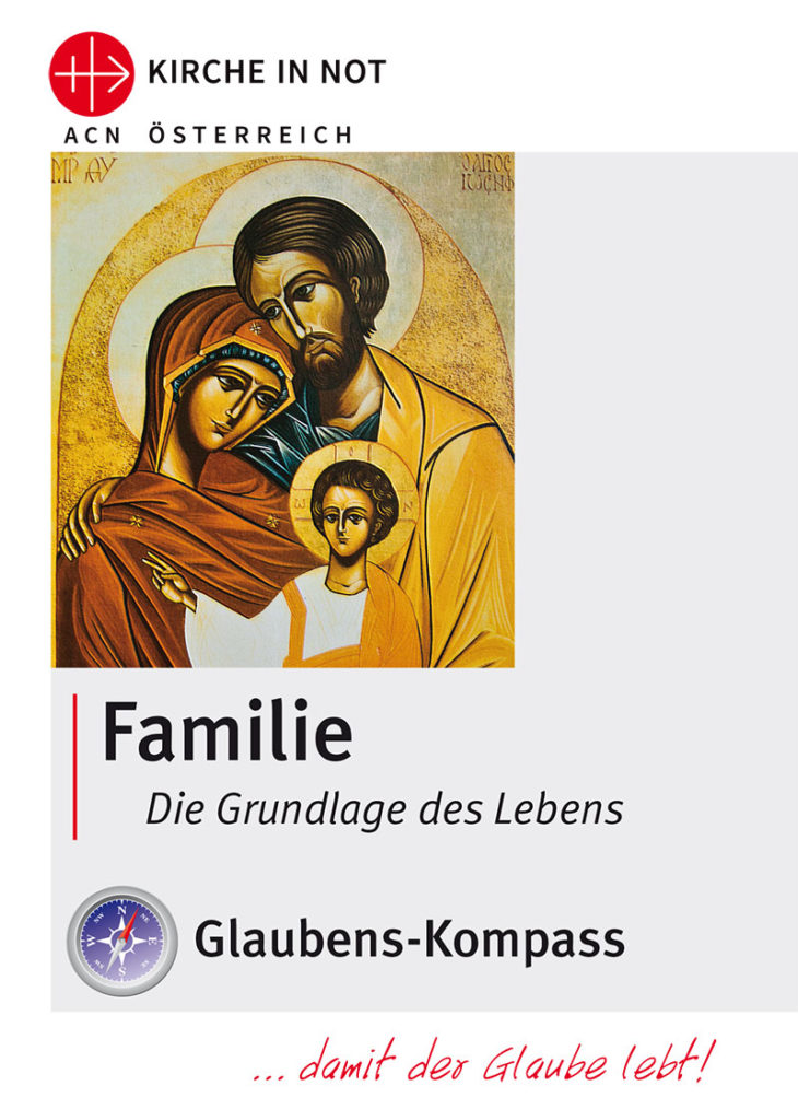"""Glaubens-Kompass -<br> """"Familie"""""""