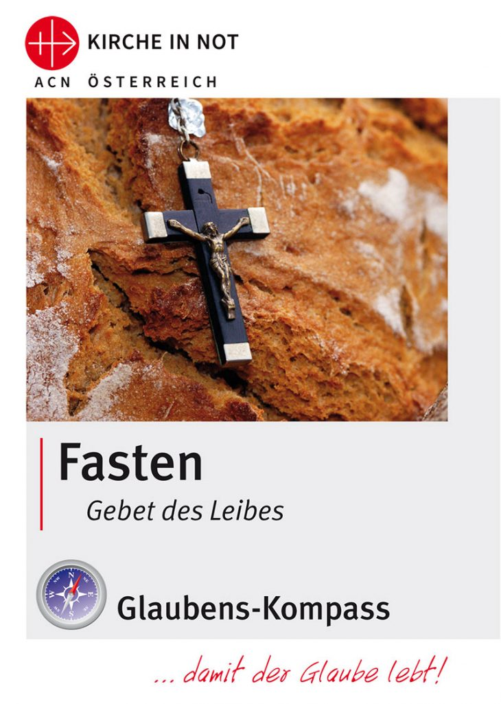 "Glaubens-Kompass -<br> ""Fasten"""