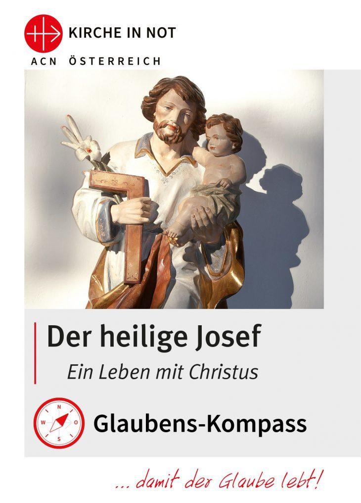 """Glaubens-Kompass -<br> """"Der heilige Josef"""""""