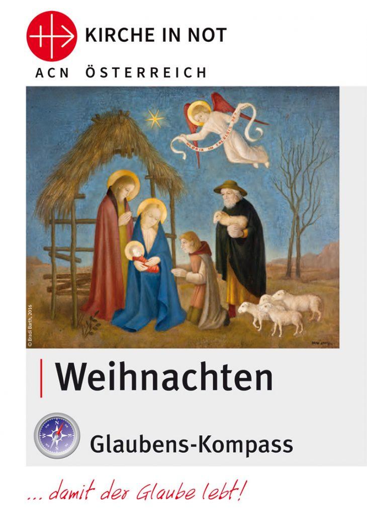 """Glaubens-Kompass - """"Weihnachten"""""""