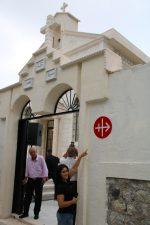 Syrien: Heute ist ein Festtag - Einweihung der Kirche in Haret Saraya, die von den Dschihadisten zerstört wurde