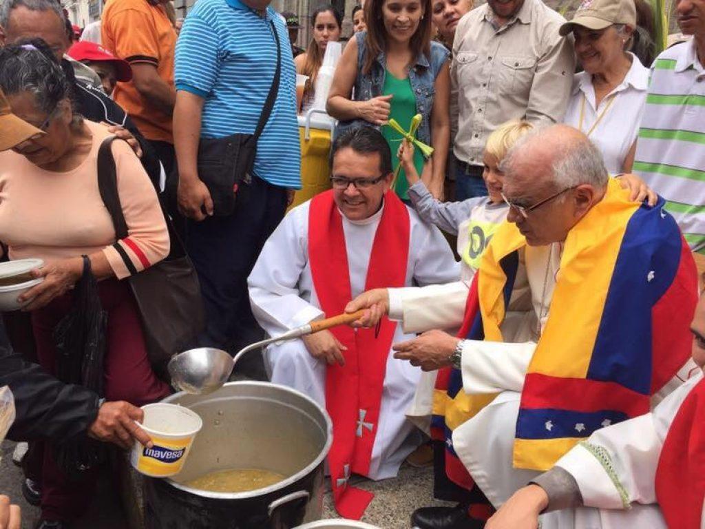 """Venezuela: """"Die Menschen sind emotional verwaist"""""""