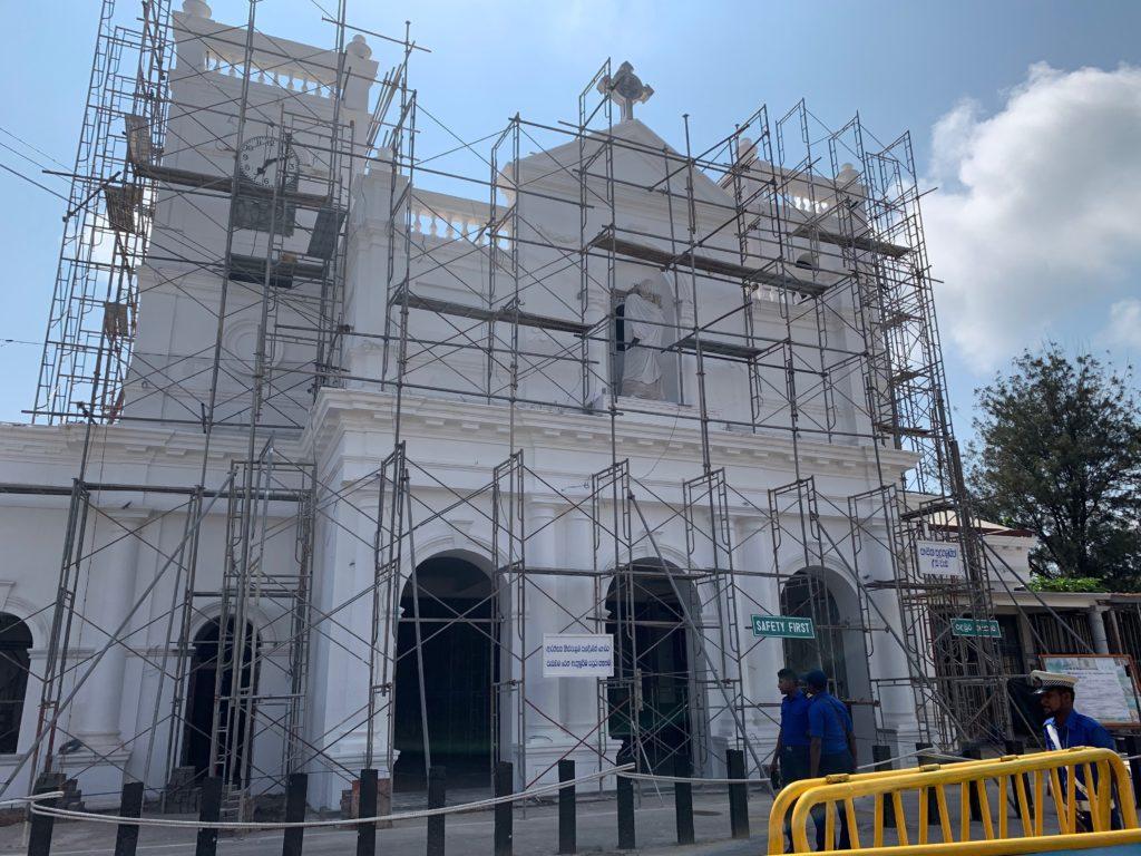 SRI LANKA: Christen stehen weiterhin unter Schock