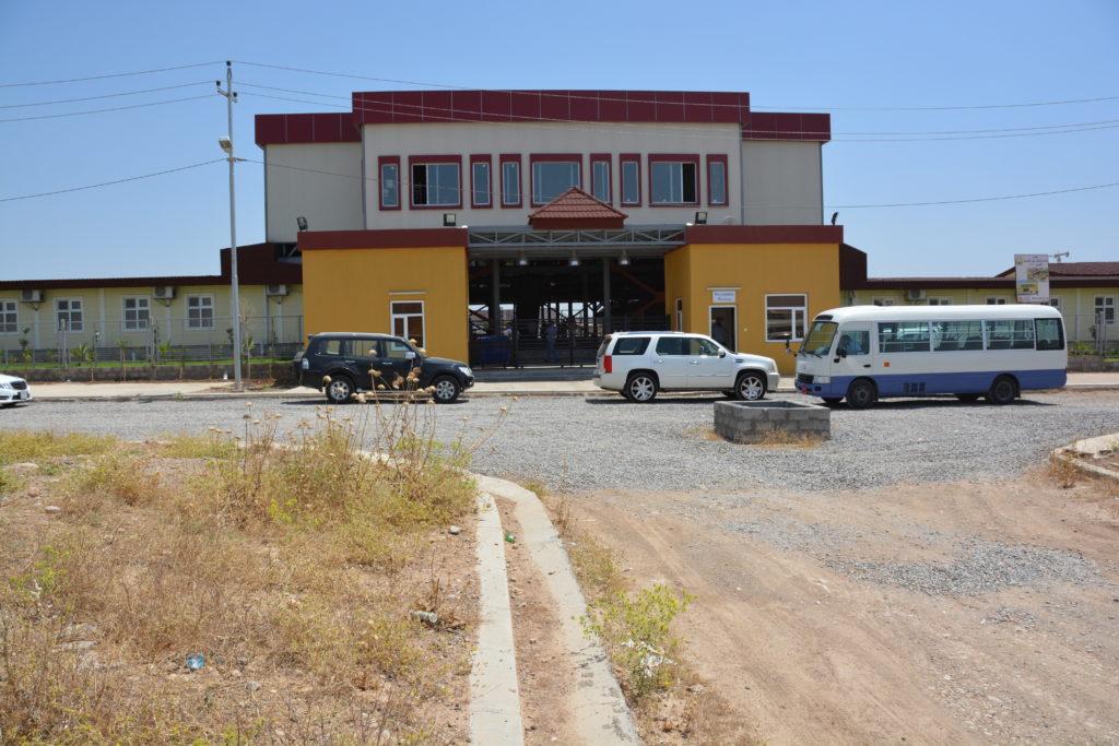 IRAK: In Kurdistan geben ein neues katholisches Krankenhaus und eine Universität den geplagten Christen Hoffnung