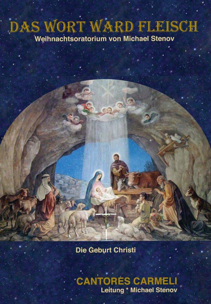 """DVD - Weihnachtsoratorium <br>""""Das Wort ward Fleisch"""""""