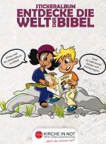 Bibelstickeralbum Info- und Bestellfaltblatt