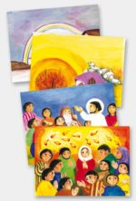 55 Plakate zur Kinderbibel