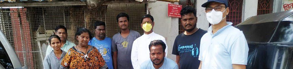 """Indien: """"Liebe in Aktion"""" während der Pandemie"""