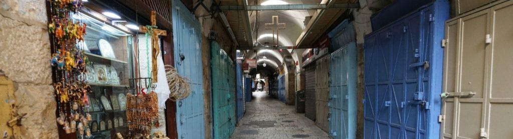 Heiliges Land: Ostern ohne Pilger