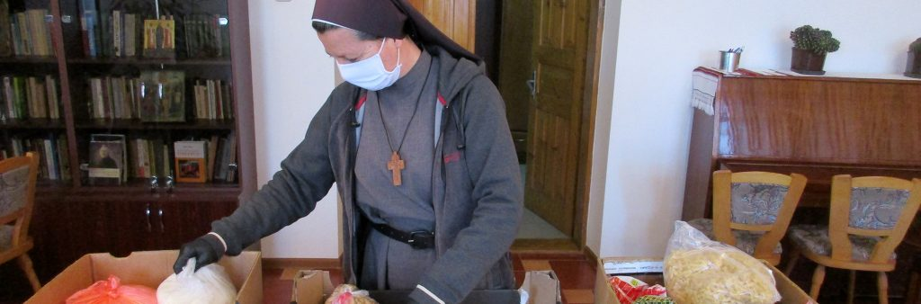 Ukraine: Schwestern an der Front im Kampf gegen Covid-19