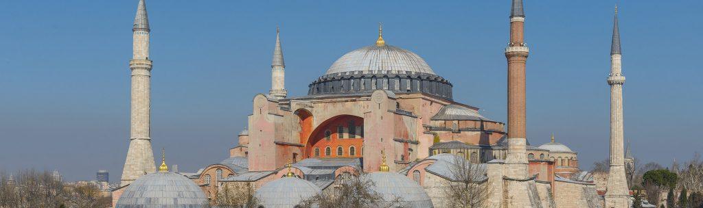Istanbul: Wird die Hagia Sophia wieder eine Moschee?