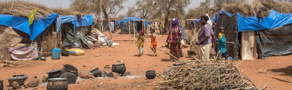 Burkina Faso:  Wegen Terrorismus sind ganze Dörfer unbewohnt oder von der Welt abgeschnitten