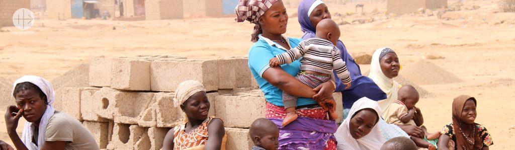 Burkina Faso: Hilfe für vor dem islamistischen Terror geflüchtete Katechetenfamilien