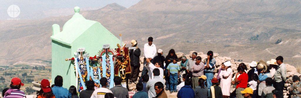 Peru: Katechetenausbildung in der in den Anden gelegenen Prälatur Chuquibambilla