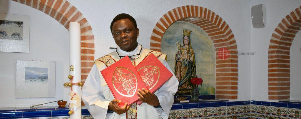DANKE: Liturgische Bücher in der Sprache Tschiluba