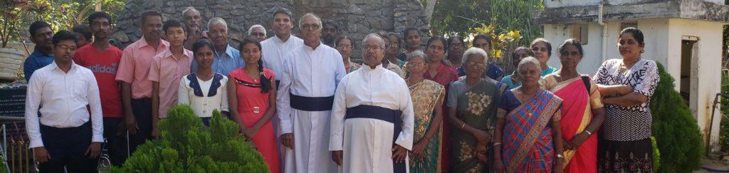 Sri Lanka: Messstipendien für 30 Rosarianerpatres
