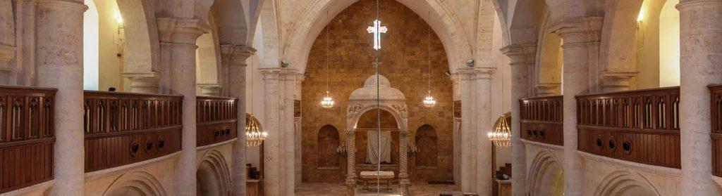 Syrien: Wiederaufgebaute maronitische Kathedrale von Aleppo eingeweiht