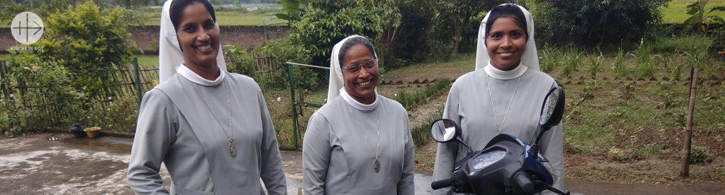 Indien: Immer unterwegs für Gott