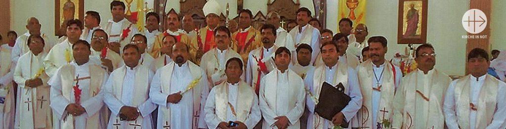 Pakistan: Besinnungstage für die 55 Priester der Diözese Faisalabad