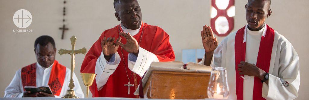 DANKE: Messstipendien für die 40 Priester der Erzdiözese Freetown in Sierra Leone