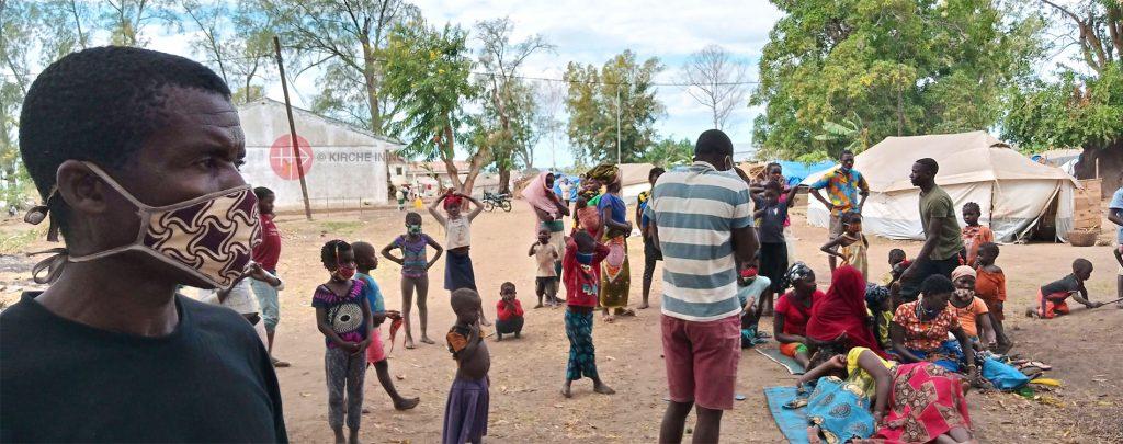 KIRCHE IN NOT leistet 100 000 Euro Nothilfe für Mosambik