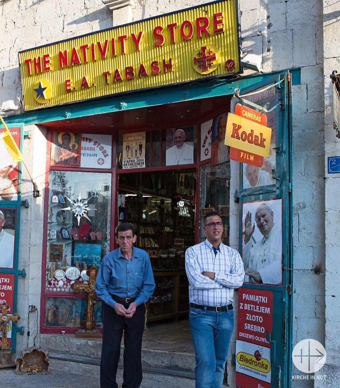 Bethlehem Tabash Geschäft