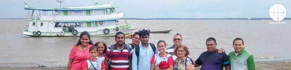 Brasilien: Ein Boot für die Seelsorge im Amazonasgebiet