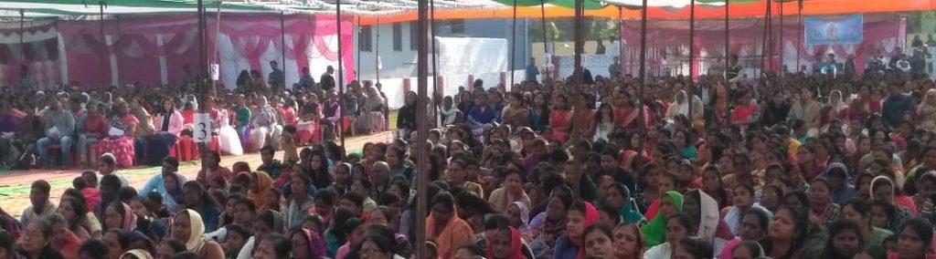 Indien: Bauhilfe für eine Kapelle und eine Priesterwohnung in einer neuen Pfarre